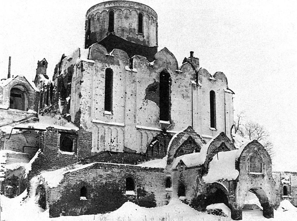Феодоровский Государев собор до реконструкции
