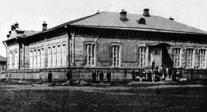 Напольная школа в Алапаевске